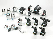 Rotary / Pneumatic Swing Clamp / Chucks / Pneumatic-Hydraulic Coverted Power Cylinders